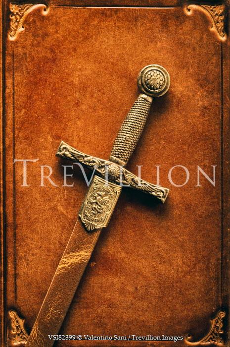 Valentino Sani DECORATIVE HISTORICAL SWORD Weapons