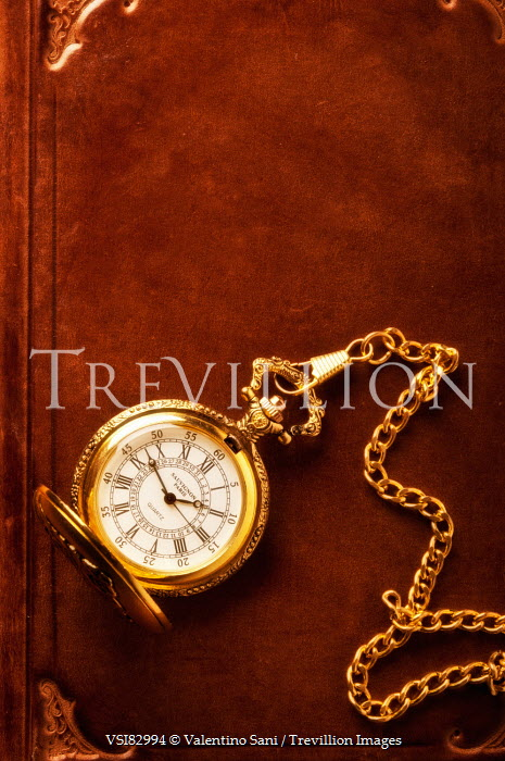 Valentino Sani ANTIQUE GOLD POCKET WATCH Miscellaneous Objects