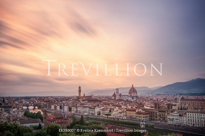 Evelina Kremsdorf panarama view of Florence, Italy Specific Cities/Towns