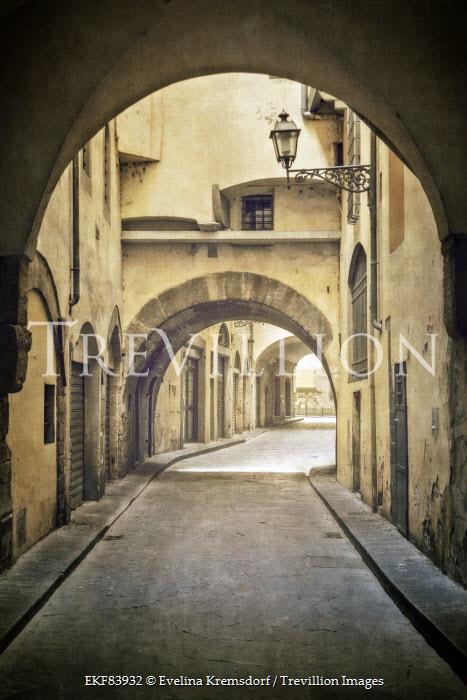 Evelina Kremsdorf alleyway in Florence, Italy Streets/Alleys