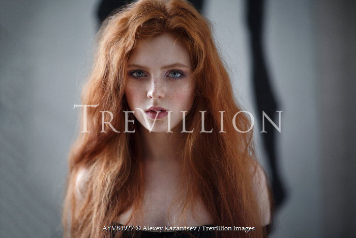 Opinion you girl with red hair freckles can not
