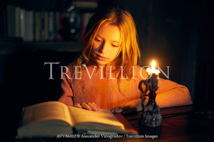 Image result for reading by candlelight