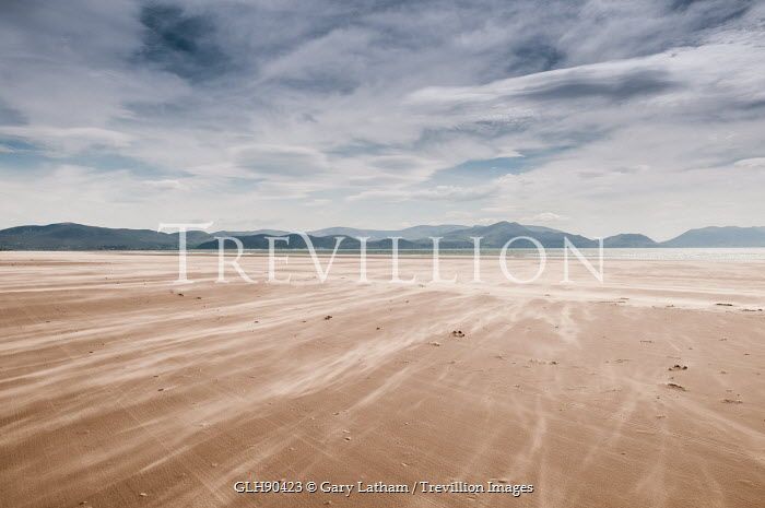 Gary Latham SANDY BEACH AT LOW TIDE Seascapes/Beaches