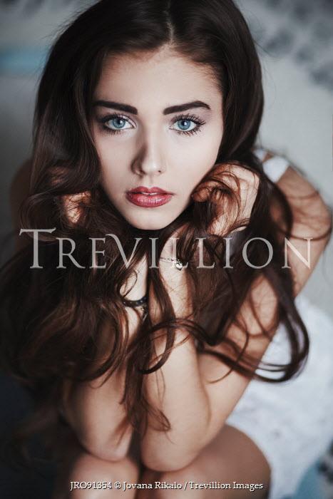 Jovana Rikalo BEAUTIFUL YOUNG WOMAN Women