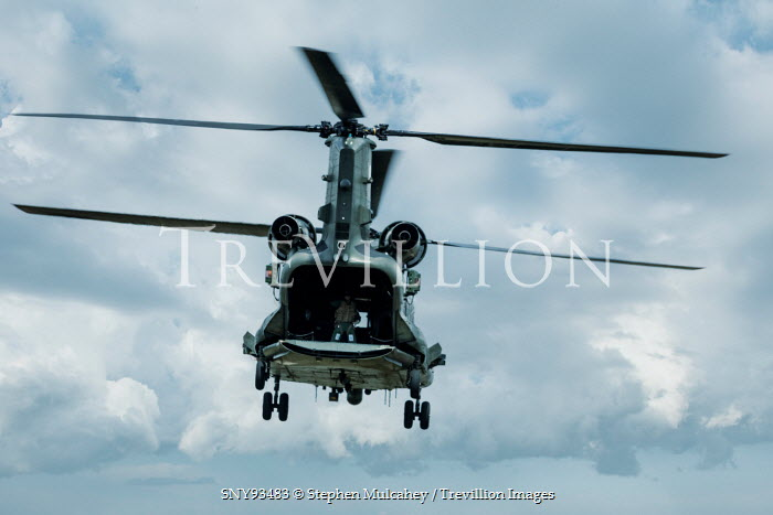 Stephen Mulcahey HELICOPTER IN FLIGHT Miscellaneous Transport
