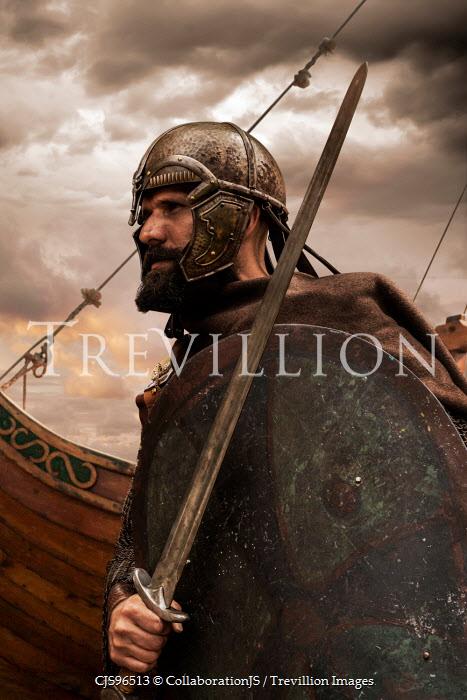 CollaborationJS Viking warrior Men