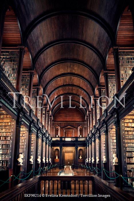 Evelina Kremsdorf HISTORIC LIBRARY Interiors/Rooms