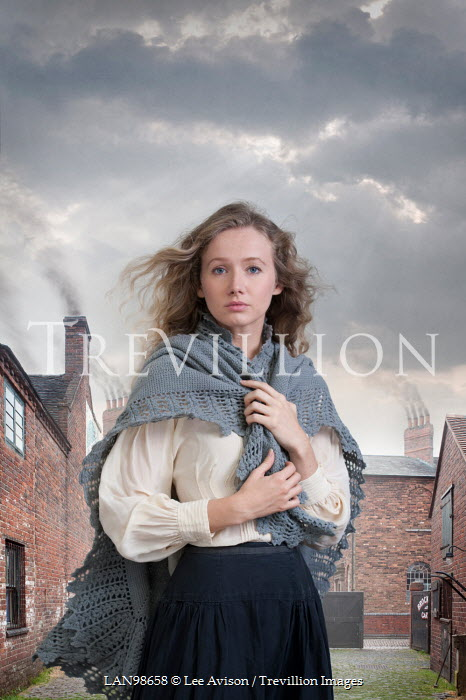 Lee Avison SAD HISTORICAL WOMAN BY FACTORY Women