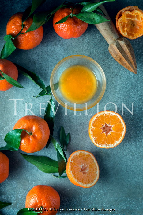 Galya Ivanova ORANGES AND ORANGE JUICE IN GLASS Miscellaneous Objects