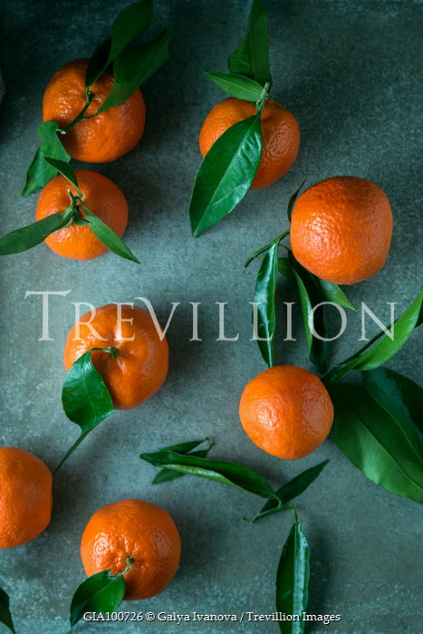 Galya Ivanova ORANGES LYING ON TABLE Miscellaneous Objects