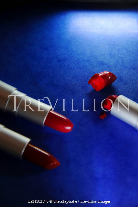 Ute Klaphake THREE RED LIPSTICKS Miscellaneous Objects