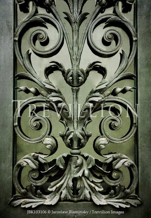 Jaroslaw Blaminsky ORNAMENTAL METAL GATE Gates