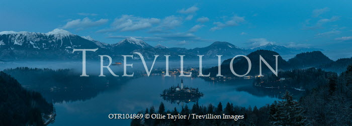 Ollie Taylor TOWN BY LAKE AND MOUNTAIN RANGE Lakes/Rivers