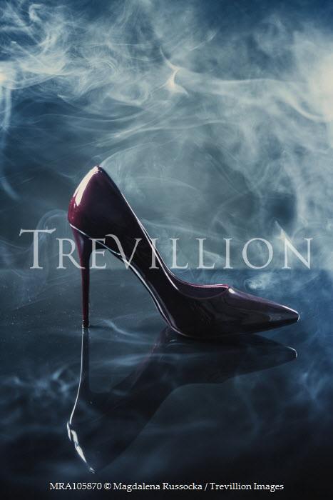 Magdalena Russocka high heel shoe in smoke