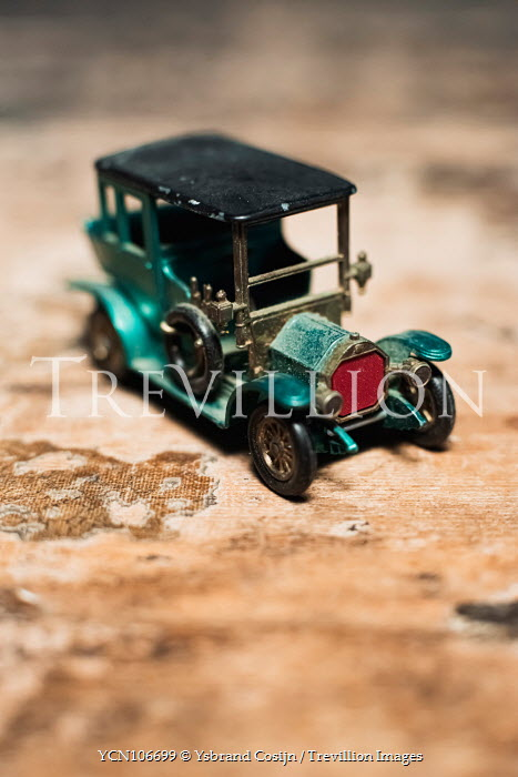 Ysbrand Cosijn Miniature toy retro car Miscellaneous Objects