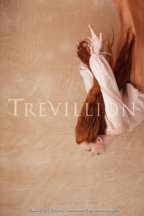 Holly Leedham Redhead Woman stood upside-down Women