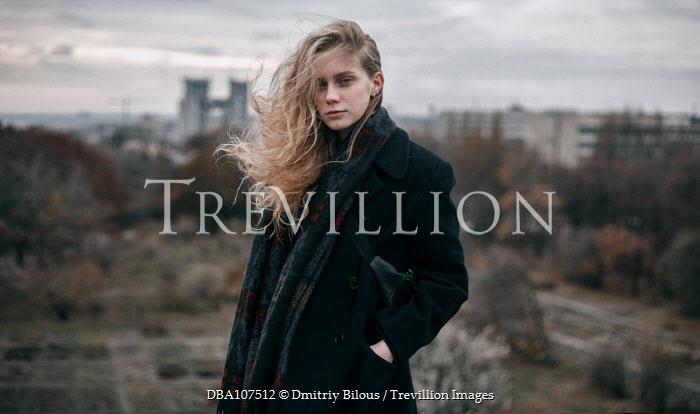 Dmitriy Bilous Girls on outskirts city Women