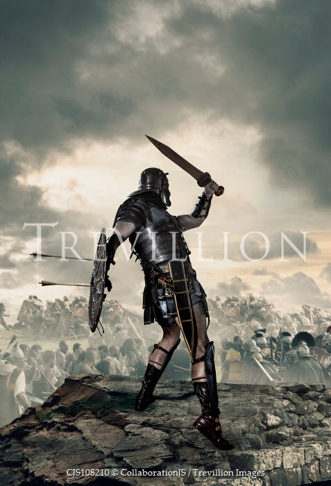CollaborationJS A praetorian  guard  under attack