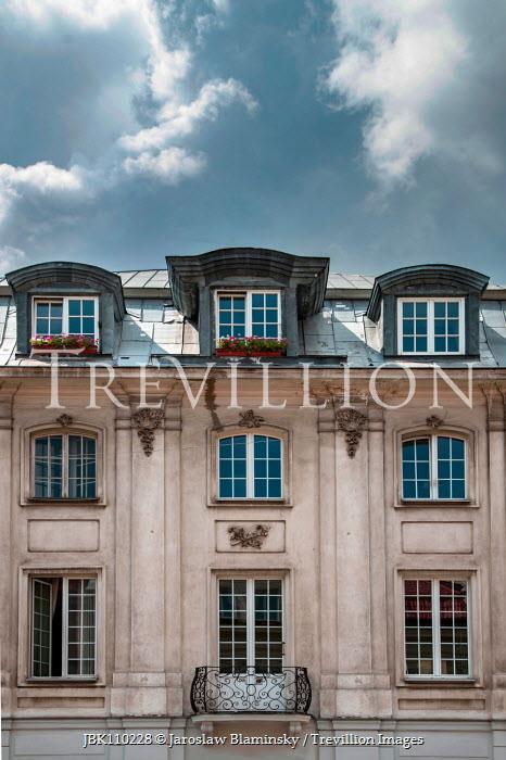 Jaroslaw Blaminsky CLOSE UP OF GRAND BUILDING Houses