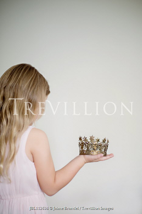 Jaime Brandel Girl holding crown Children