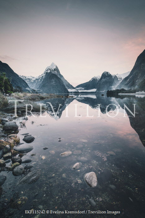 Evelina Kremsdorf Milford Sound, Fiordland, South Island, New Zealand