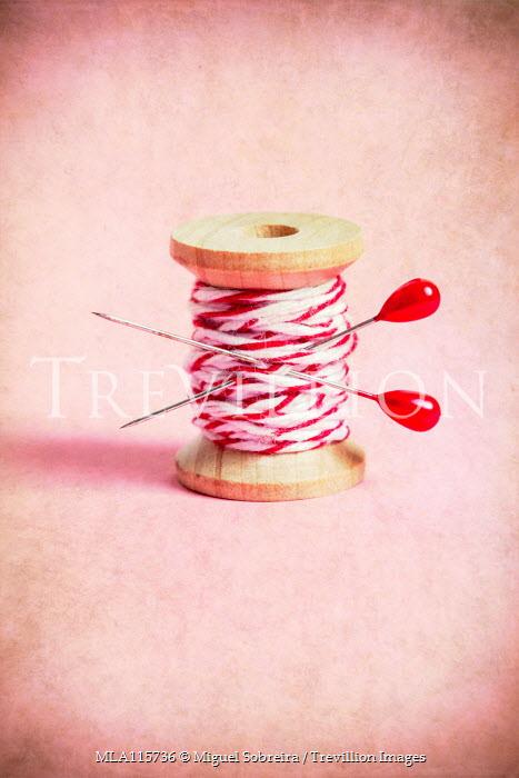 Miguel Sobreira Pins in cotton reel