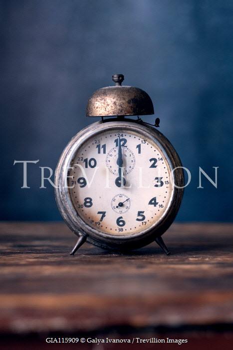 Galya Ivanova Vintage alarm clock