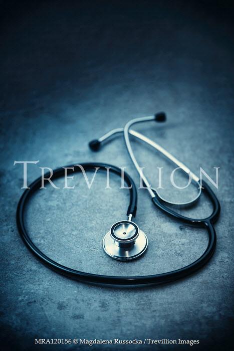 Magdalena Russocka close up of stethoscope