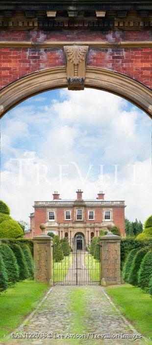 Lee Avison historic mansion house