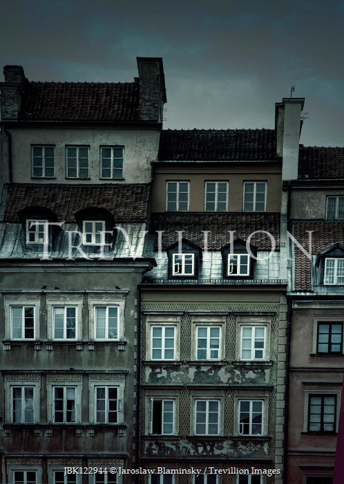 Jaroslaw Blaminsky TALL HISTORICAL URBAN BUILDINGS Houses