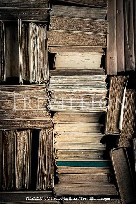 Paolo Martinez STACKS OF OLD BOOKS Miscellaneous Objects