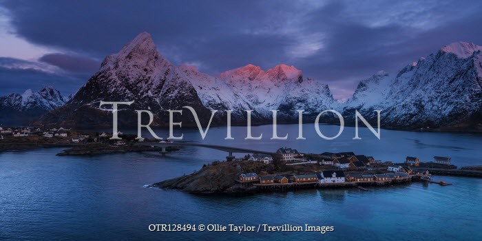 Ollie Taylor Hamnoy Lofoten Islands Norway
