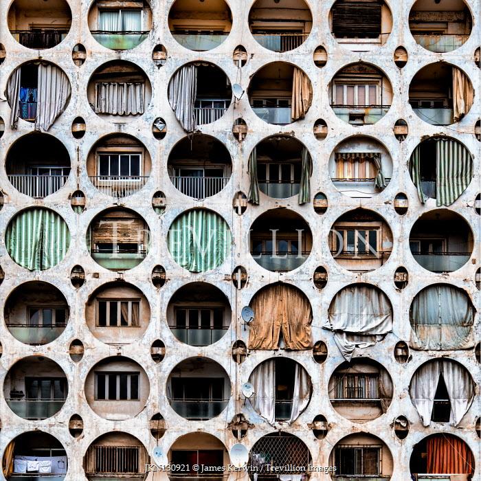 James Kerwin SHABBY MODERN APARTMENT BLOCK Miscellaneous Buildings