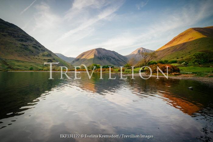 Evelina Kremsdorf Wast Water in Wasdale, Lake District, Cumbria, England, UK