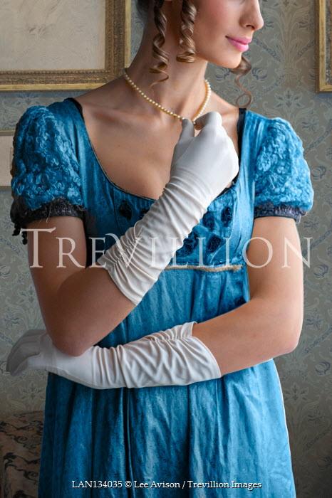 Lee Avison regency woman mid section