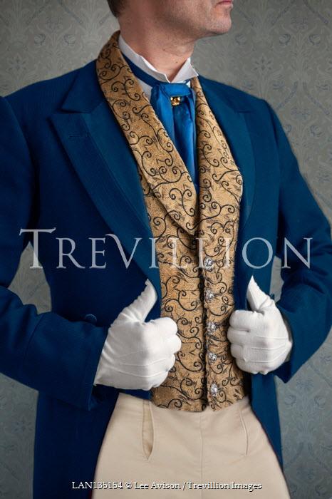 Lee Avison regency gentleman mid section anonymous
