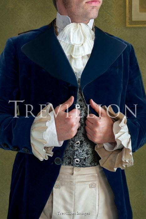Lee Avison anonymous regency gentleman mid section