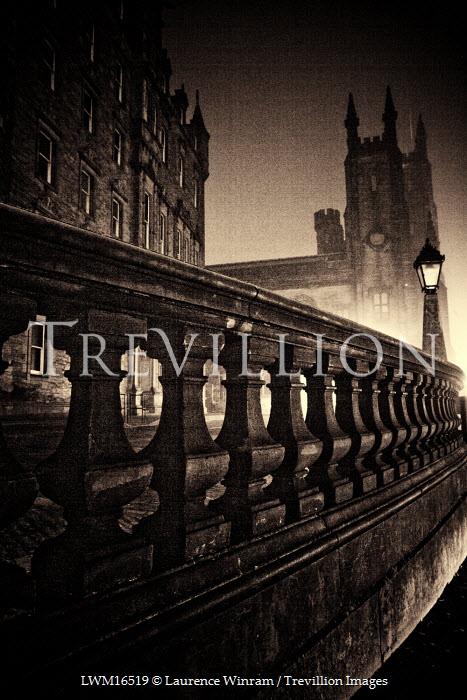 Laurence Winram SIDE OF CITY BRIDGE
