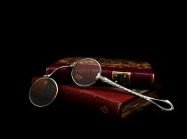 Ilona Wellmann VINTAGE SPECTACLES AND BOOKS Miscellaneous Objects
