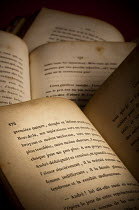 Valentino Sani OLD FRENCH BOOKS Miscellaneous Objects