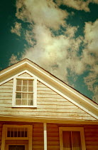 Jill Battaglia HOUSE AND CLOUDS Houses