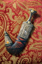 Mohamad Itani ORNATE HISTORICAL DAGGER INDOORS Weapons