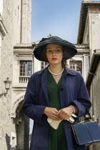 Stephen Mulcahey 1940s WOMAN IN ROME Women