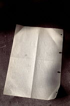 Ute Klaphake UNFOLDED BLANK PIECE OF PAPER Miscellaneous Objects
