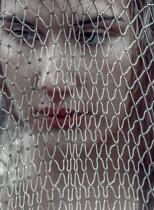Kirill Sakryukin WOMAN COVERED WITH NET OF THREAD Women