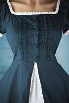 Ildiko Neer Close up of historical dress