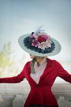 Ildiko Neer Close up of victorian woman
