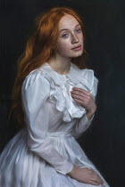 Beata Banach Portrait of young woman