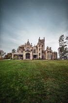 Evelina Kremsdorf Lyndhurst Mansion in Tarrytown, New York, USA