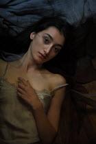 Daniel Murtagh Young woman lying down